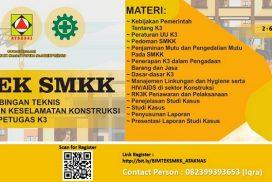 Bimbingan Teknis Sistem Manajemen Keselamatan Konstruksi Petugas K3